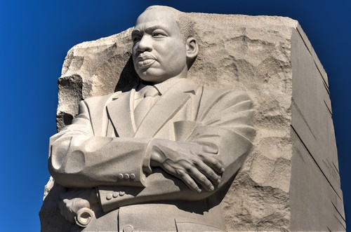 January MLK and weekday events DP