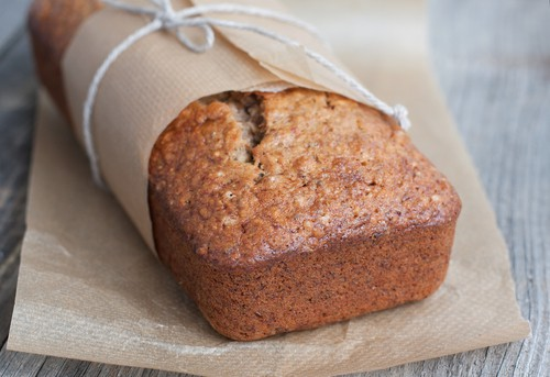 Delicious Banana Bread that's Guilt Free