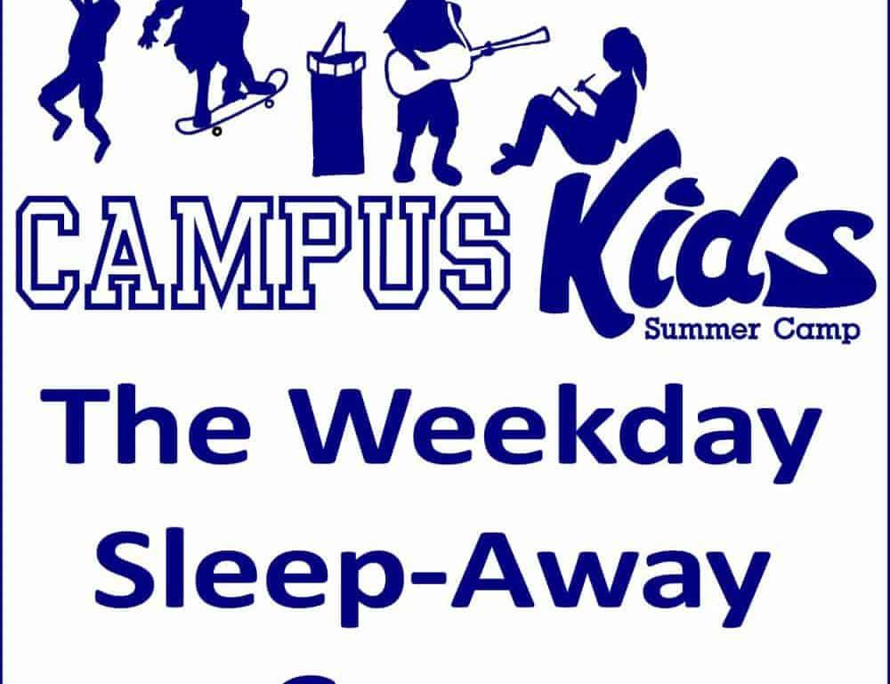 Campus Kids Weekday Sleep-Away Camp
