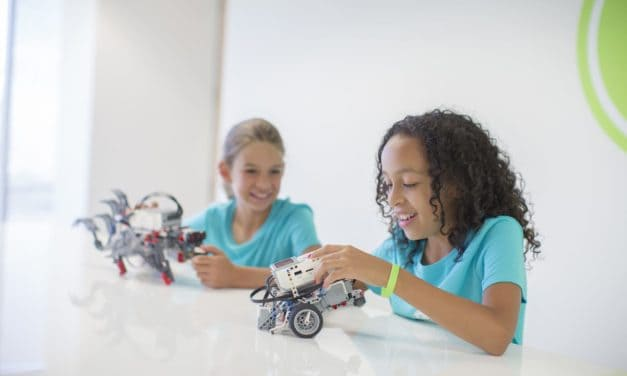 A STEM and Tech Summer Camp in Brooklyn