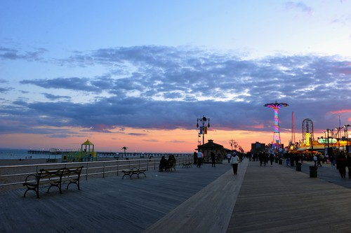 June weekend events coney island DP