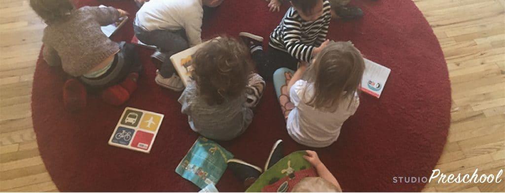 Sitters Studio Preschool Bela Studio