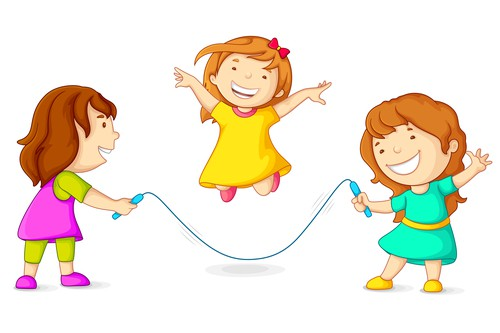 August weekday events jumping rope DP