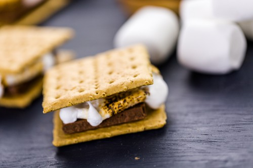 August weekday events smores DP