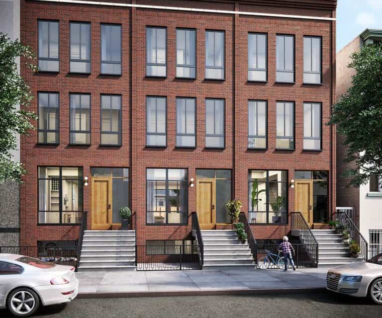 Luxury Townhomes in the Heart of Park Slope