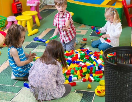 September weekday events kids lego DP