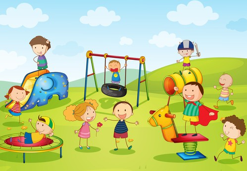 October weekday events kids play DP