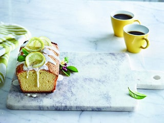 Awesome Recipe: Luscious Lemon Loaf