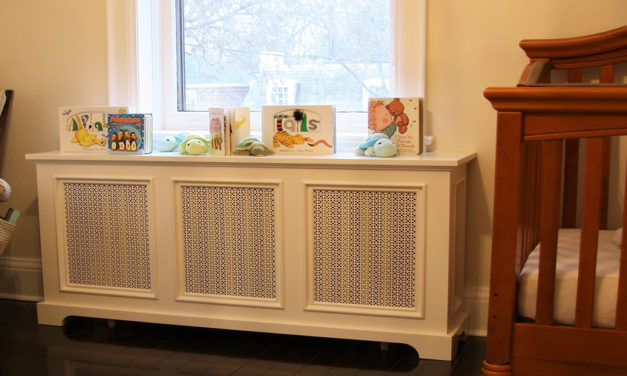 How to Keep Your Radiator Safe for Kids and Looking Great at the Same Time