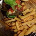 My Favorite Homemade Veggie Burger