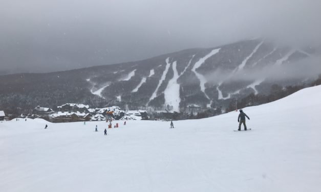 A WEEKEND AWAY: 48 HOURS IN STOWE WITH THE KIDS