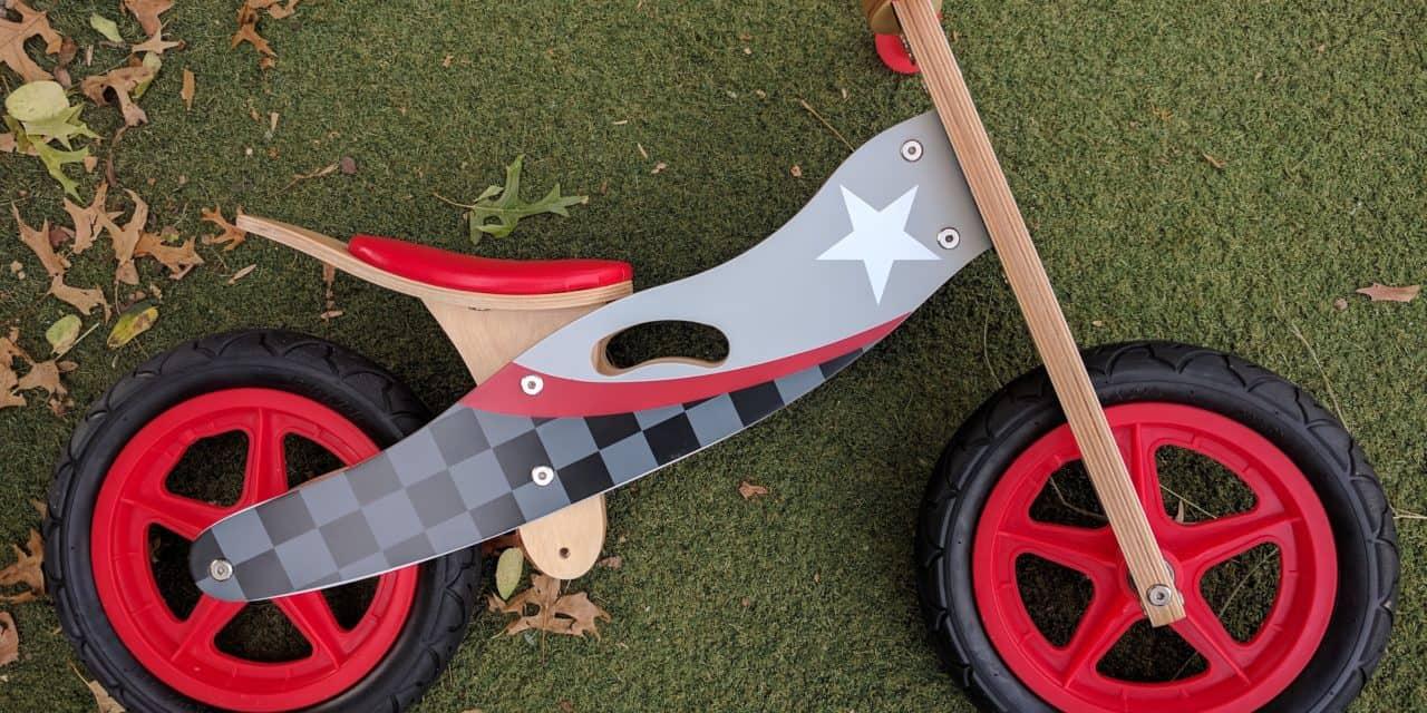 Best Reviewed Balance Bikes