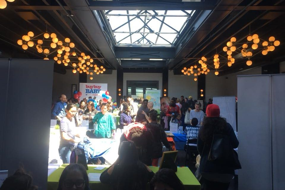 2018 Brooklyn Baby And Family Expo Highlights A Child Grows