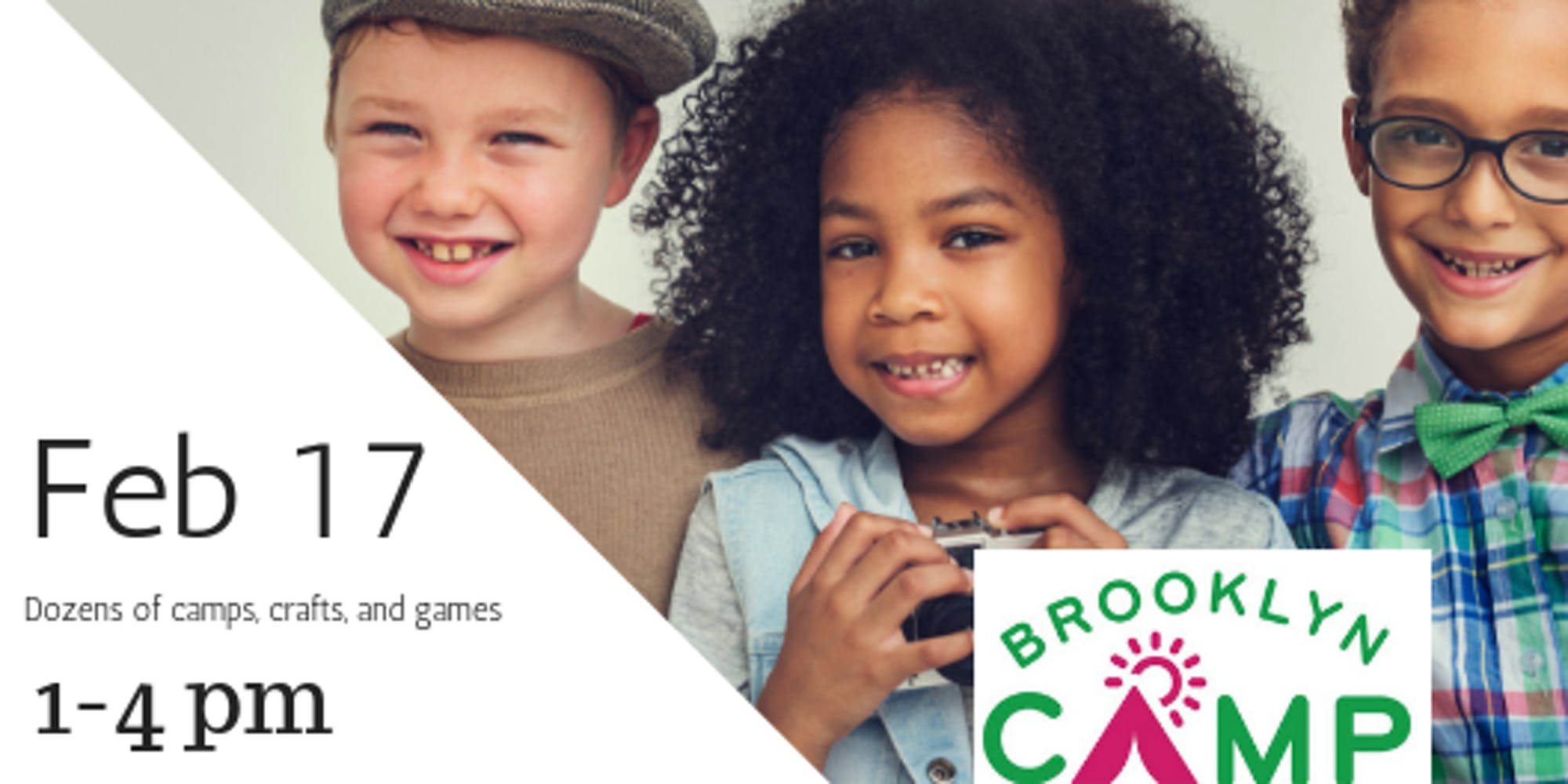 2019 Brooklyn Camp Expo A Child Grows