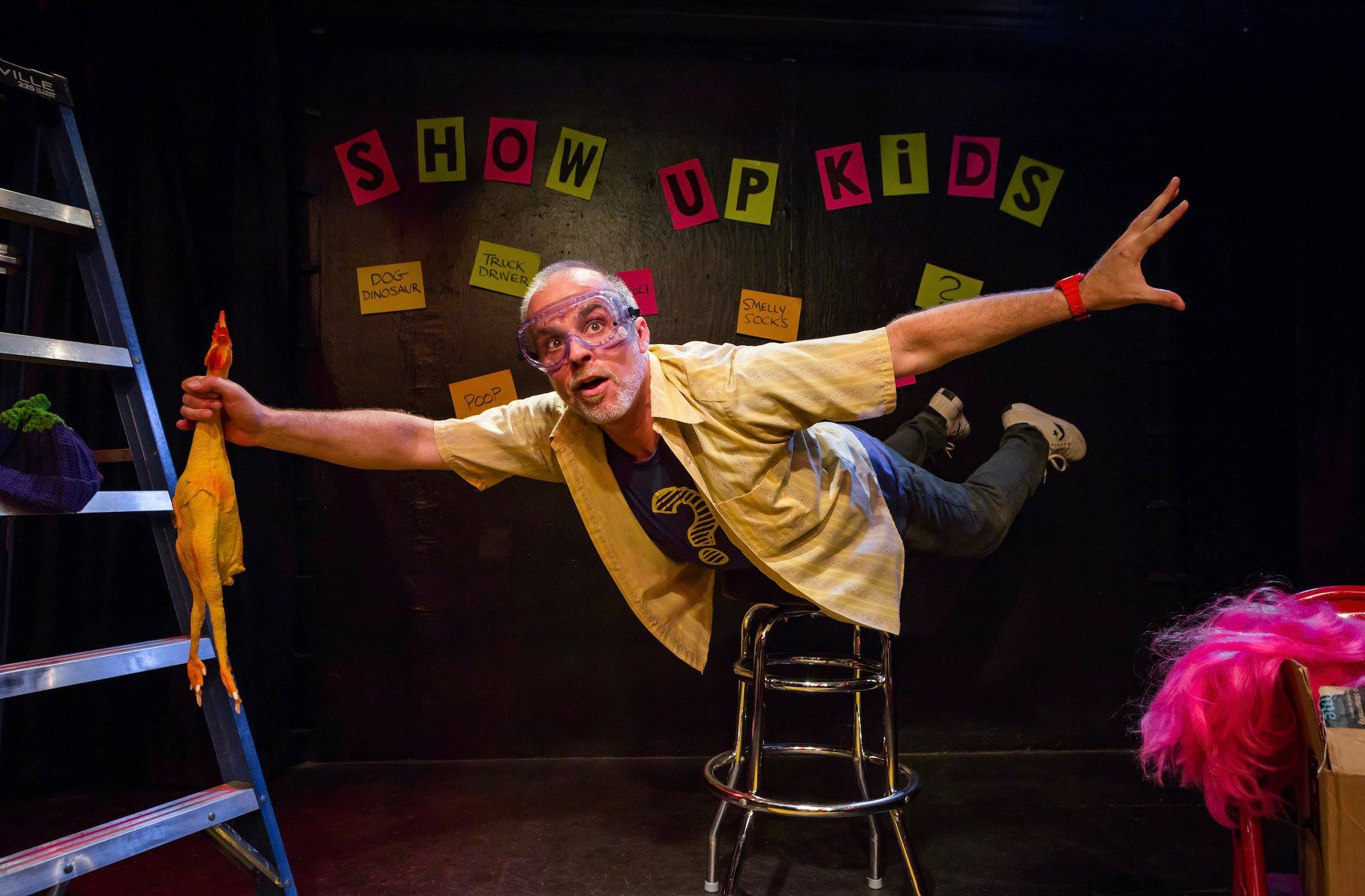 Show Up, Kids! at Kraine Theater (East Village) [sponsored]